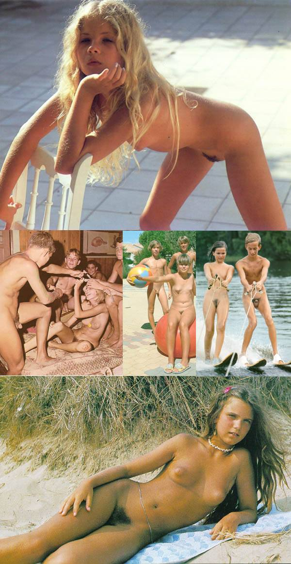Photo of the real retro of a nudism   Russianbare